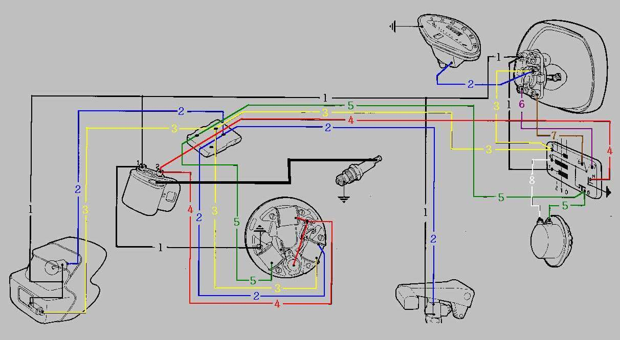 Electric Mobility Rascal Wiring Diagram Shoprider Wiring