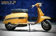 LAMBRETTA DL 200 ORIGINAL
