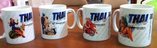 แก้วไทยสกู๊ตเตอร์