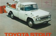 TOYOTA STOUT - Heavy load pick up from toyota