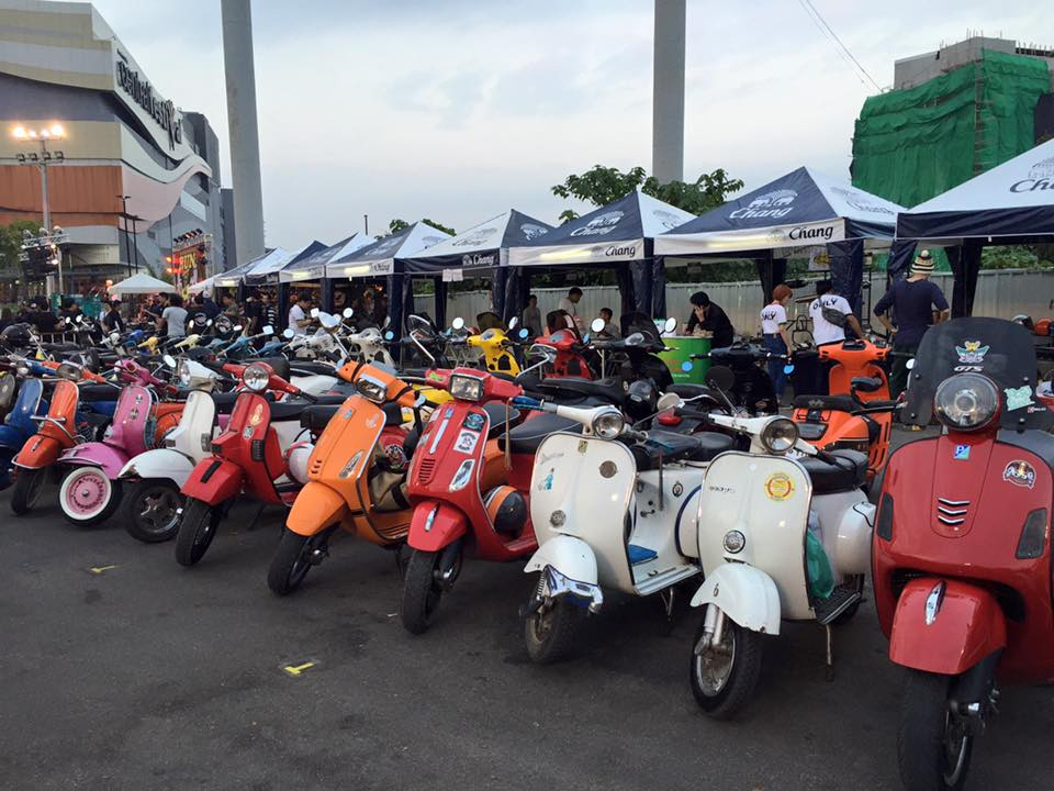 Northern Scooter Day 2015
