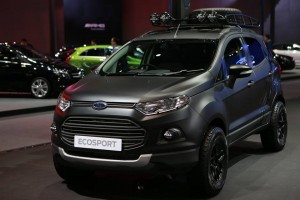 Ford Everestและ Ford Ranger