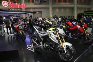 Yamaha Motor Expo 2015 10