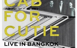 Death Cab for Cutie Live in Bangkok