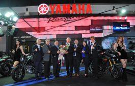 """ยามาฮ่าเปิดบูธ """"Yamaha Rev Salon"""""""