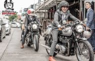 The Distinguished Gentleman's Ride 2016