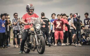 SR DRAG BIKE งาน Harley drag day party#3