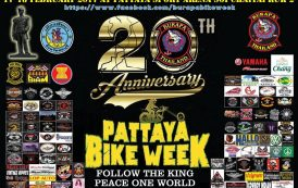 BURAPA PATTAYA BIKE WEEK 20th ANNIVERSARY