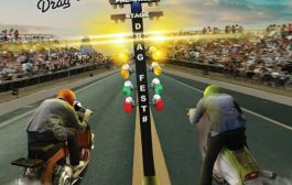 Scooter Drag Festival Thailand