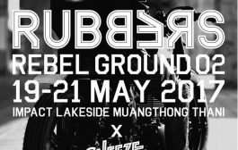 RUBBERS REBEL GROUND 2017