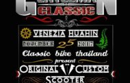 Classic Bike Thailand present The Gentleman Classic