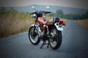 40 Anniversary yamaha sr400/500