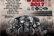 CHIANGMAI BIKE WEEK 2017