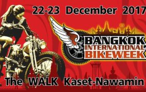 Bangkok International Bike Week 2017