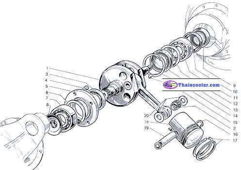 Electric Wiring Diagrams Of A Vespa Scooter All About together with 49cc Gy6 Scooter Wiring Diagram further Vespa Wiring Diagram 75 also Yamaha 50cc Scooter Carburetor Diagram together with Wiring Diagram For Banshee. on vespa stator wiring diagram