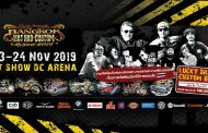 VDO Bangkok Hot Rod Custom Show 2019